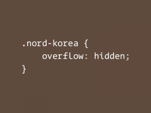Nord Korea code pun
