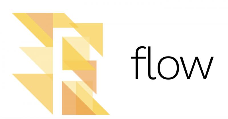 flow type logo